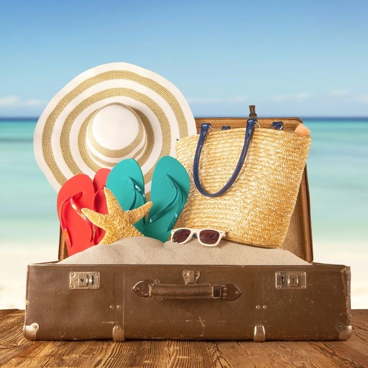 The Beach Life… relax, unwind, enjoy.